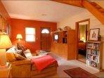 Living Room Includes a Sofa Sleeper