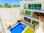View of condo/terrace