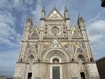 Orvieto and its Cathedral just an hour away