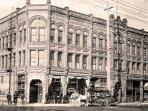 Victoria hotel - circa 1890Original Victoria Hotel - circa 1892