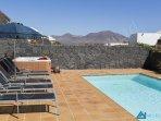 Villa Azure Pool And Mountain View