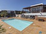 Villa Azure Pool And Terrace