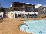 Villa Azure Pool