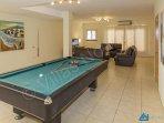 Villa Azure Pool Table