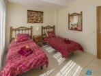 Villa Azure Twin Bedroom 1