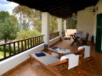 upperfloor veranda