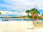 Bahama Bay Beach Area