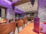 Lounge cafe bar