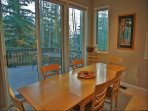 Large Dining Tables, Inside and Out