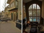 Extra High Ceilings, Large Back Deck