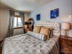 Bedroom 1 - King, Ski Area View
