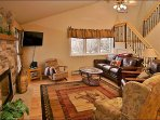 Only 150 Yards to Ski Slopes - Warm, Comfy, & Updated Property (3832)