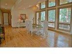 Formal  & Informal Dining Room options