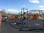 Childress park in Dromore (5mins walk away)