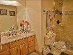 Beautiful Master Bath with Large Shower