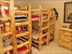 Bedroom 3 - 4 Twins