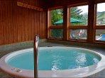2nd of 2 Indoor Hot Tubs