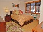 Bedroom 2 - Queen, TV