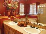 Master Bath - Dual Sinks