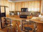 Nice, Updated Kitchen & Bar