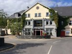 Jackson's Hotel for a relaxing drink.Ballybofey, Approx 5 min drive from house.