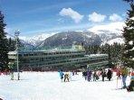Appartamento sulle piste da sci tutti i confort