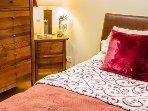 Second luxury double bedroom