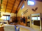 4 Bedrooms plus a Loft, Great room AND Rec room in a quiet area of Arnold CA