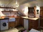 Traditional Cosy Kitchen