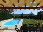 Villa Poulades | Terrace & Garden