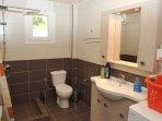 Villa Poulades | Bathroom