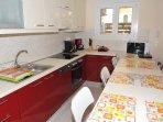 Villa Poulades | Kitchen
