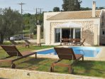 Villa Poulades | Pool