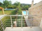Villa Poulades | Balcony