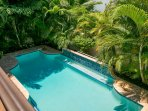 Gorgeous Pool View From Upper Balcony