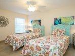 Bedroom 5 | Twin Beds