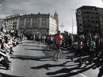 Marathon de San Sebastián en el mes de noviembre