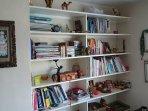 Plenty of books to read