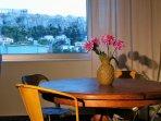 dining under Acropolis