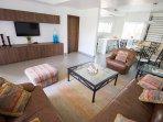 Confortable livingroom
