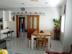 Dining Area- On the ground Floor