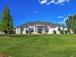 Elegant 'Lavender Estate' 4BR Grand Junction House