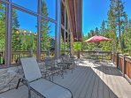 With one of the best views in Breckenridge right from the spacious private deck, this home guarantees the ultimate...