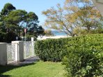Small view of Jervis Bay from the garden
