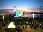 Harbor attractions
