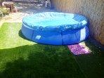 Summer children pool