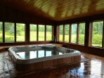 Hot Tub in Rec Center beside Pool - 3 min walk from Condo (Sauna also nearby)