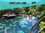 Riviera Maya Haciendas, Casa Arena - Cenote Azul