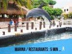 Riviera Maya Haciendas, Casa Arena - Marina, Restaurants, Bar: 5 min