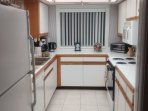 Fully equipped Kitchen - breakfast, lunch or dinner everything you need to cook up some great grub.